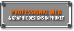 Professional Web and Graphic Design in Phuket